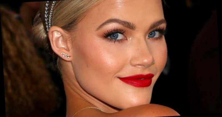 DWTS' Witney Carson Makes A Scary Admission About The Birth Of Her Son