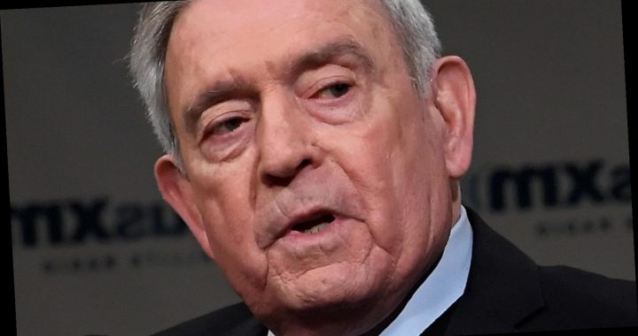 Dan Rather Weighs In On Harry And Meghan's Oprah Interview With Hilarious Tweet