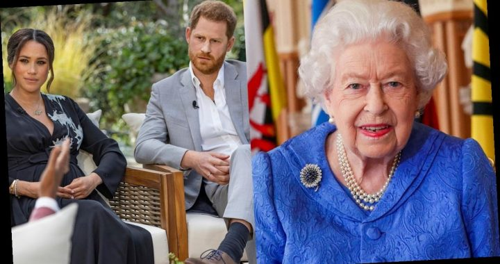 Queen Elizabeth is 'sad,' not livid after Meghan Markle, Prince Harry's Oprah interview, palace insider claims