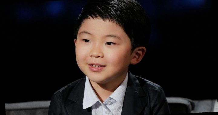 Alan Kim Brought to Tears After Winning Best Young Actor at 2021 CCAs