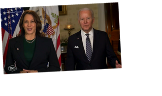 Joe Biden & Kamala Harris Open 2021 NAACP Image Awards