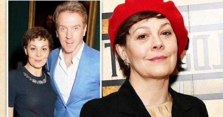 Helen McCrory on how she fell in love with Damian Lewis 'Pure chance'