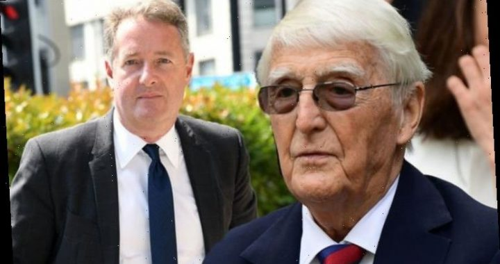 Michael Parkinson wants to meet Piers Morgan after GMB exit 'to trash woke generation'