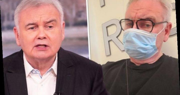 Eamonn Holmes begs for 'an escape in sleep' as he shares brutal chronic pain update