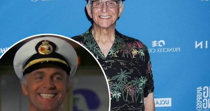 Love Boat & Mary Tyler Moore Show Star Gavin MacLeod Passes Away At 90