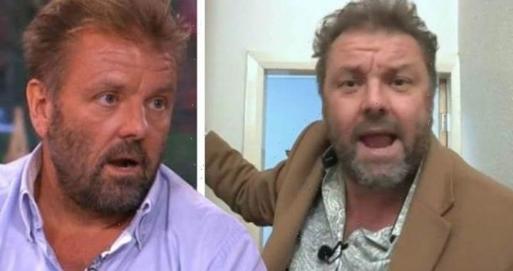 Martin Roberts: Homes Under The Hammer host talks property that had 'freaky' interior