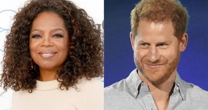 Prince Harry, Oprah Winfrey throw support behind alternative policing to mental health incidents