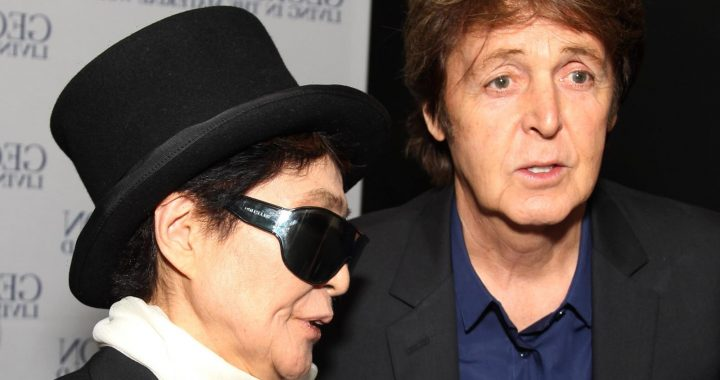 The Truth About Paul McCartney's Relationship With Yoko Ono