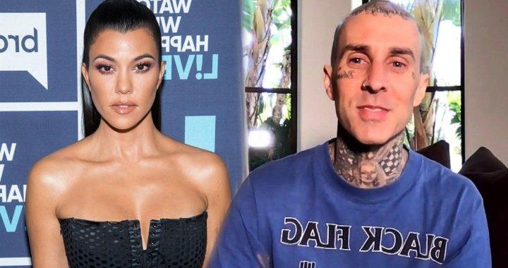 Kourtney Kardashian & Travis Barker Feel 'Fortunate' for Their Romance