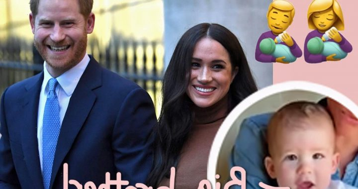Meghan Markle & Prince Harry's Baby Girl Is Here – Get ALL The Deets!