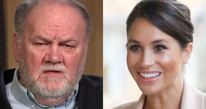 Meghan Markle's Dad Hopes for Forgiviness, Insists He Hasn't Done 'Something Terribly Wrong'