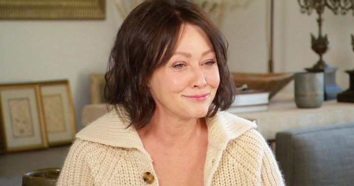 Shannen Doherty Slams Hollywood's Botox Obsession in Makeup-Free Photo
