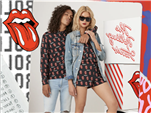 The Rolling Stones' Iconic Lips and Tongue Logo Just Got Turned Into an Underwear Line