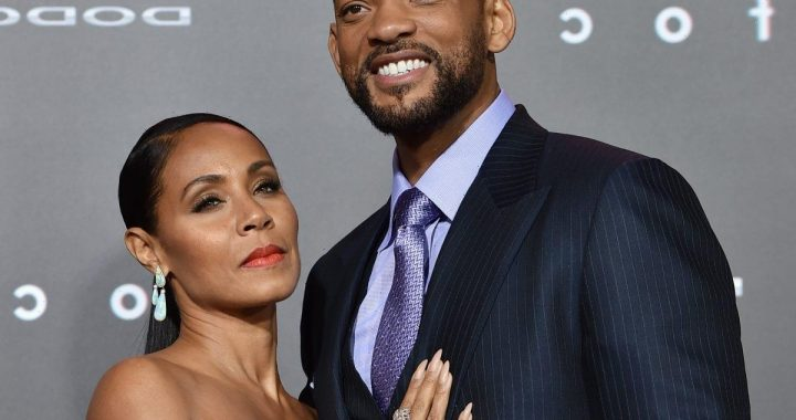 What Are Will Smith and Jada Pinkett Smith's Middle Names?