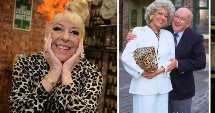 Coronation Streets Julie Goodyear says she nearly got the sack over prank with co-star