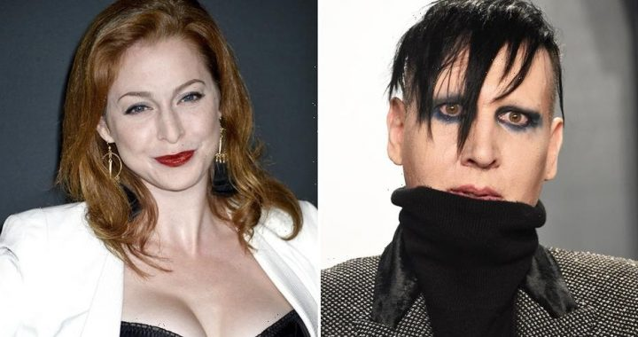 Marilyn Manson calls 'GoT' alum Esme Bianco's sexual assault allegations 'untrue, meritless'