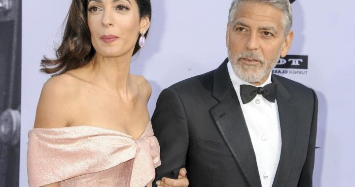 Theres a rumor going around that George & Amal Clooney are expecting again