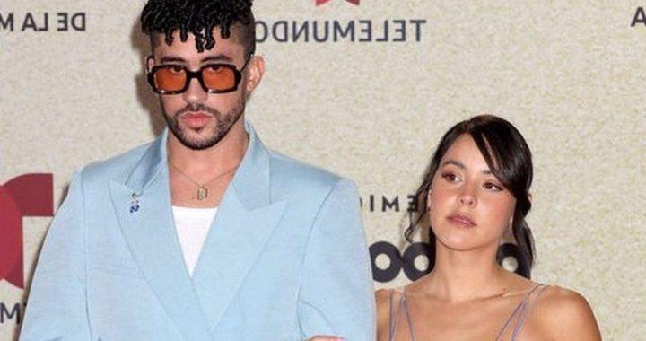 Bad Bunny Makes Red Carpet Debut as Couple With Gabriela Berlingeri at Billboard Latin Music Awards