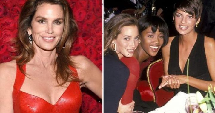 Cindy Crawford and Naomi Campbell support Linda Evangelista after heartbreaking news