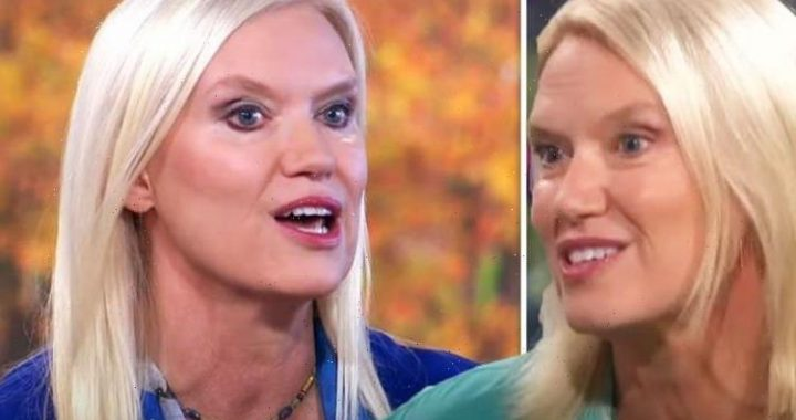I felt this amazing rush Anneka Rice used to shoplift bras to get noticed by parents