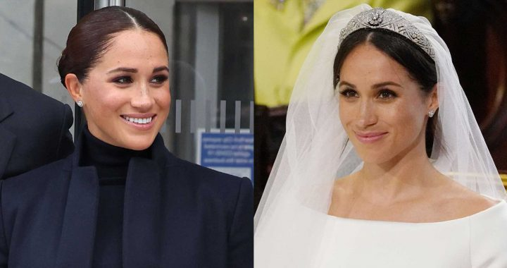 Meghan Markle Just Casually Rewore Her $16,500 Royal Wedding Earrings in NYC