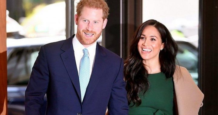 Prince Harry and Meghan Markle Make First Joint Public Outing in New York Since Daughters Birth