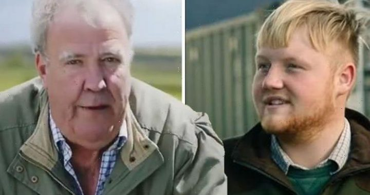 'You clown!' Jeremy Clarkson hits out at moron Kaleb Cooper after farming incident