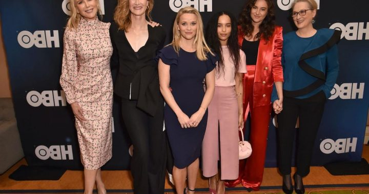 'Big Little Lies': 1 Cast Member Used to Date Another Actor's Dad