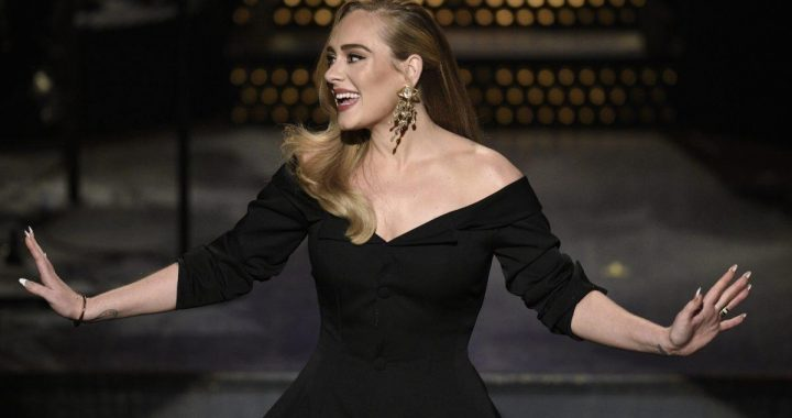 Adele Says She Eats McDonald's Every Week, Reveals Her Death Row Meal and the Condiment She Always Carries