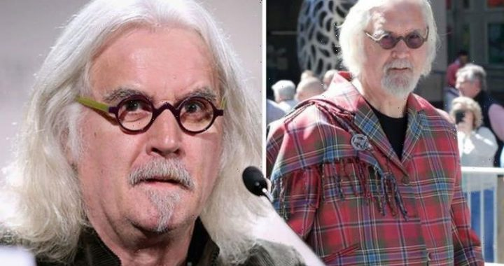 Billy Connolly says neighbour was going to shoot stranger over missing pet