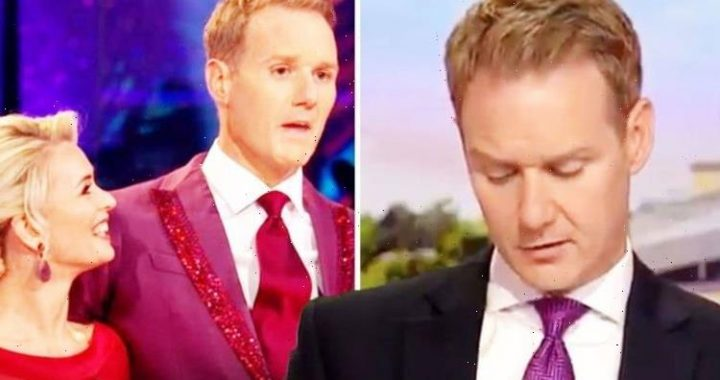 Going home Dan Walker hints at Strictly farewell after savage weakest link swipe
