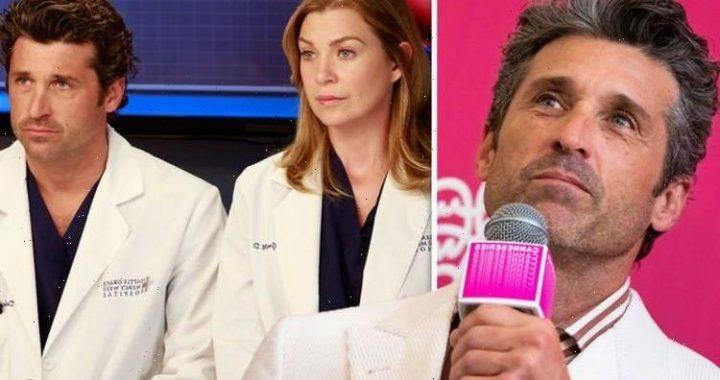 Greys Anatomy book author details forgiveness between Ellen Pompeo and Patrick Dempsey