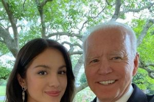Olivia Rodrigo reveals 'strange' gifts Joe Biden gave her, plus more news