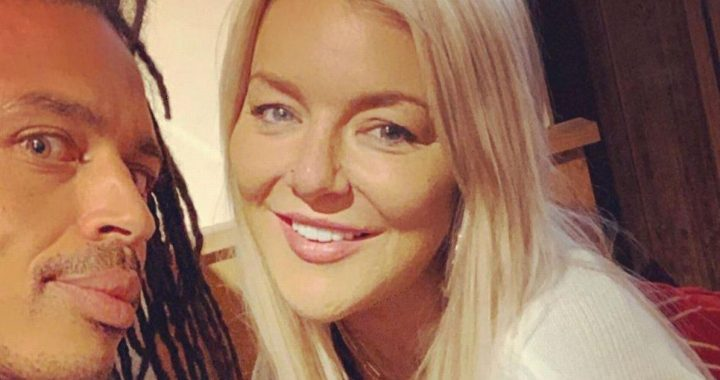 Sheridan Smith looks smitten as she shares rare snap with new boyfriend