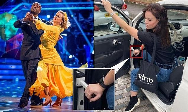 Strictly champion Joanne Clifton is diagnosed with osteoarthritis