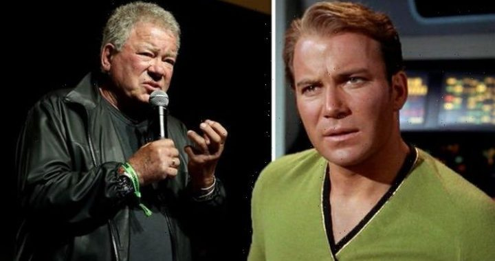 William Shatner: Star Trek actor, 90, admits fears over becoming oldest person in space