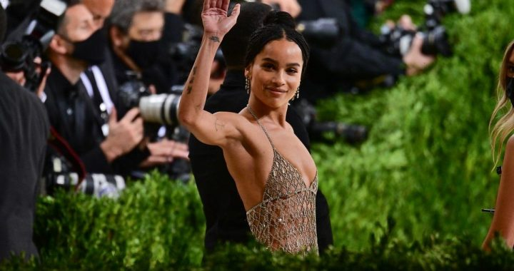 Zoe Kravitz Had a Brief Encounter with Bill Cosby As a Baby That She Later Found Disturbing