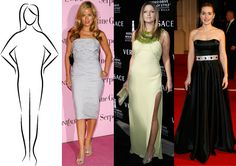 Apple shaped body celebrities