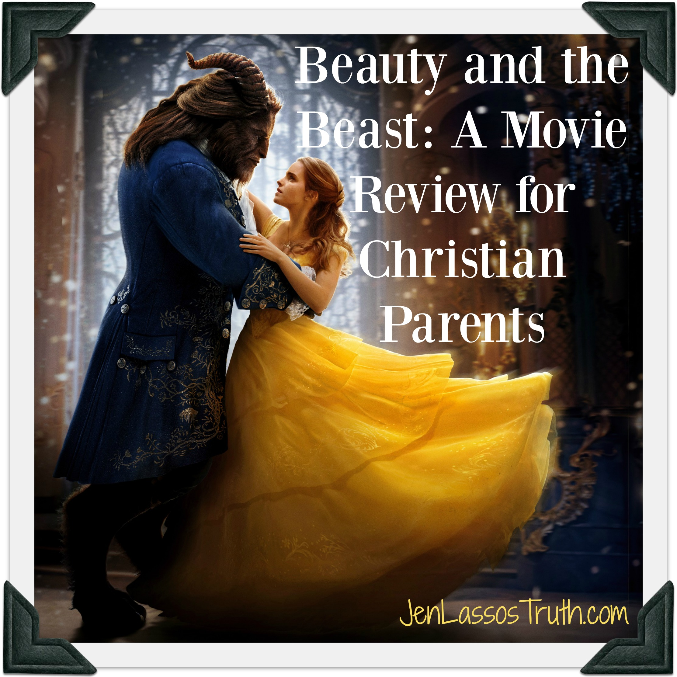 Beauty and the beast christian review