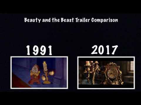 But can the new Beauty and the Beast compare to the 1991 classic…
