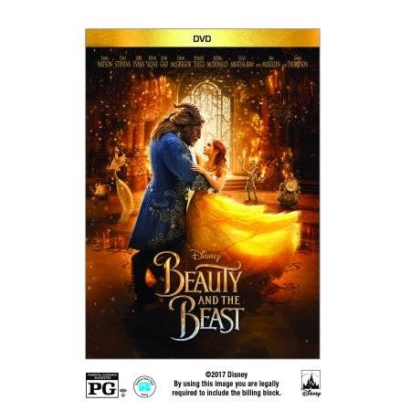Buy Beauty And The Beast, Live Action DVD, at Walmart…