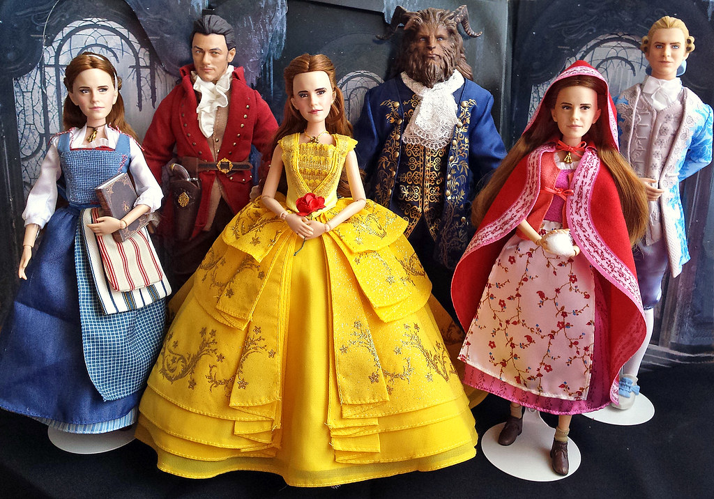 ReviewsBuy Belle Disney Film Collection Doll Beauty and the Beast Live Action Film – 11 …