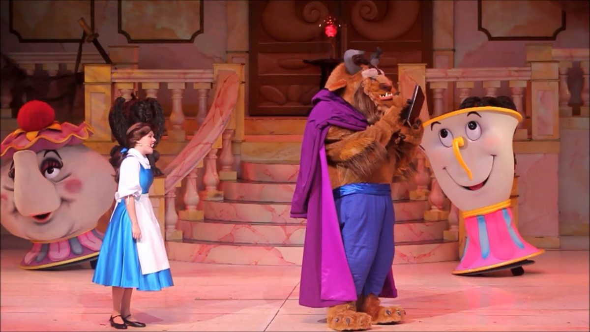 Current versionThe long-running Beauty and the Beast show combines a shortened, but …