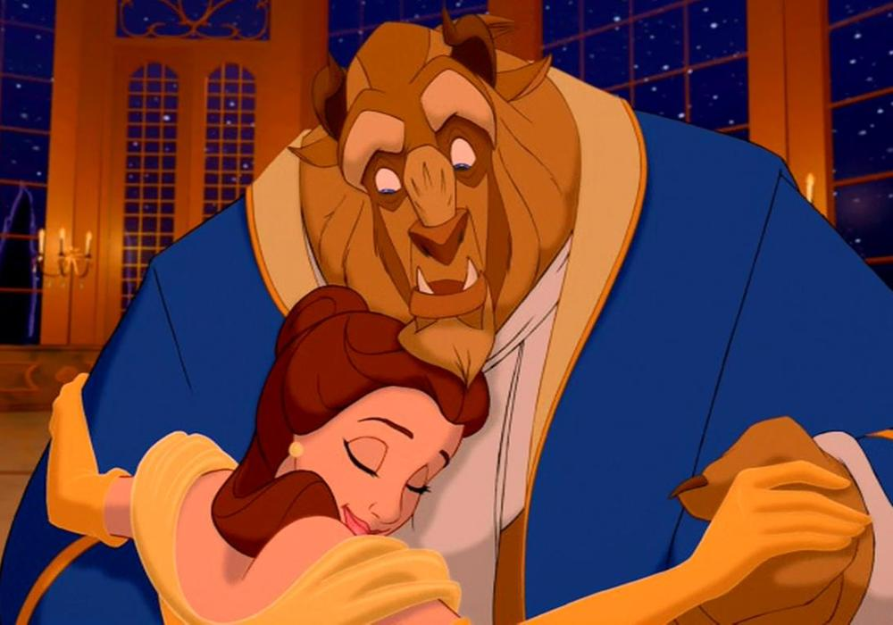 Beauty and the beast year