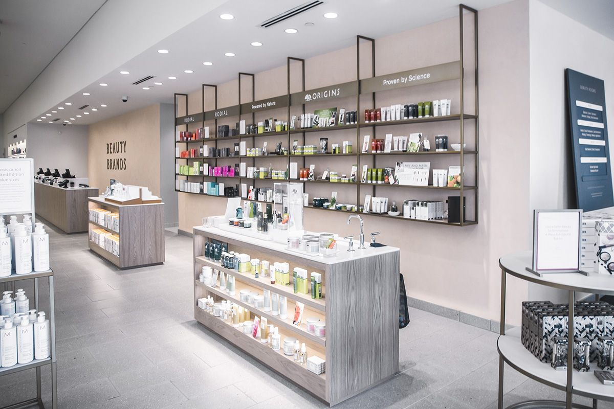 Beauty brands salon