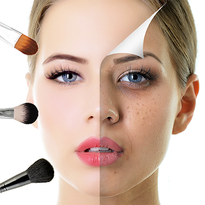 Fotors Beauty feature allows you to retouch your photos and add makeup to photos …