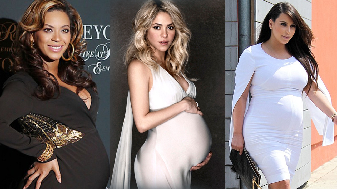 Michelle Williams, Ciara, Katy Perry and 67 More Celebs Who Are Expecting…