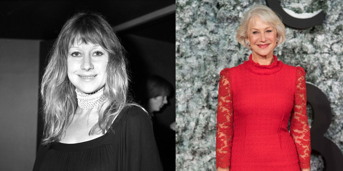 These famous people who aged well come from all walks of life: …