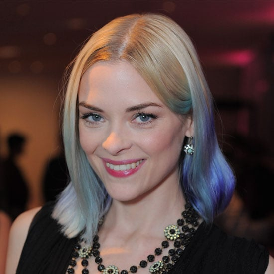 Blue might seem like a really crazy choice for hair color, but it is …