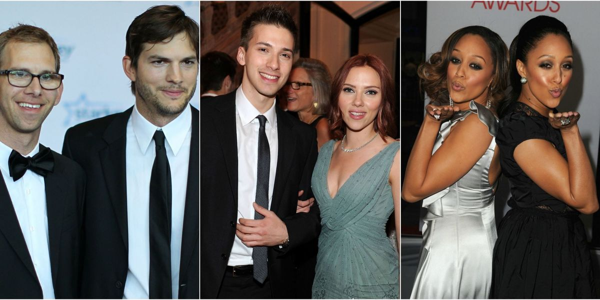 These celebrities have one thing in common: They all share a …